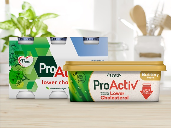 Flora ProActiv products